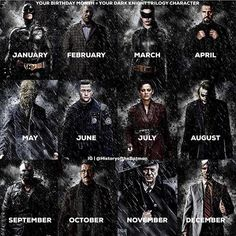 Which character did you get?! #comicsandcoffee  C: @historyofthebatman