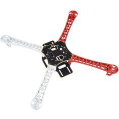 Quadrocopter: DJI F450 Flame Wheel Frame Kit