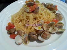 Foodie in Translation: Spaghetti alle vongole