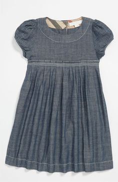 Burberry 'Coralie' Dress (Toddler) available at #Nordstrom