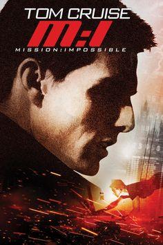 ミッション:インポッシブル MISSION: IMPOSSIBLE 上映時間110分 製作国アメリカ 初公開年月1996/07/13 ジャンルサスペンス/アクション