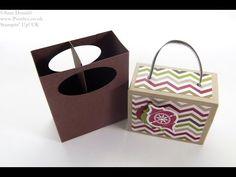 Stampin Up ADVENT COUNTDOWN 10 Nail Polish Gift Box - YouTube
