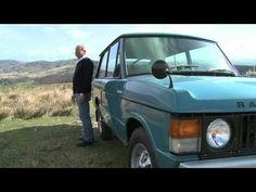 Range Rover 'Classic' Velar Prototype - YouTube