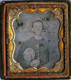 "Pvt. Jacob M. Barnhardt Co. C the ""Cabarrus Hornets"" 33rd NC Infantry"