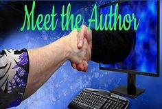 promote an author on my blog Meet the Author by kmg365a5a5