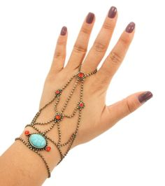 Checkout our #awesome product Howlite Bead Hand Chain Bracelet and Ring Set / Hand Chain Bracelet / AZFJSBB141-GTR - Howlite Bead Hand Chain Bracelet and Ring Set / Hand Chain Bracelet / AZFJSBB141-GTR - Price: $55.00. Buy now at http://www.arrascreations.com/howlite-bead-hand-chain-bracelet-and-ring-set-hand-chain-bracelet-azfjsbb141-gtr.html