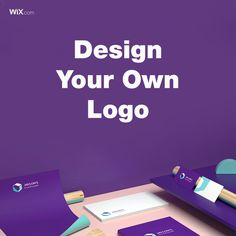As small as your logo may be, it has quite a big role to play. It represents your brand, conveys your message, and can be seen everywhere. Having a good logo is a must for your business. What if you could create your own logo without a designer? Now you can, with the revolutionary Wix Logo Maker. Find out how!