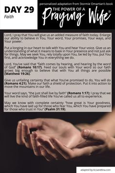 30 Prayers to Pray for Your Husband and Your Children