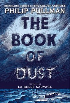 #CoverReveal La Belle Sauvage (The Book of Dust, #1) by Philip Pullman