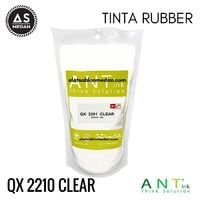 Tinta Sablon Kaos Ant Ink Pasta Sablon Pasta Rubber QX Clear 1kg