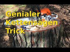Motorsäge schärfen - Tutorial der Bayerischen Staatsforsten #BaySF - YouTube