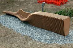 """Urban Adapter"" – New Urban Street Furniture for Hong Kong, Hong Kong & Shenzhen Biennale, Parametric Architecture"