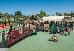Inclusive Play Stories | Stories about the design of our most inspired playgrounds | Landscape Structures