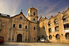 San Agustin Church through the eyes of eds Black Nazarene, Fort Santiago, President Of The Philippines, Intramuros, Historical Landmarks, Walled City, Colonial Architecture, Spanish Colonial, Culture Travel