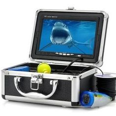 Professional Underwater Fishing Video Camera 7″ Color LCD HD Monitor 600TVL