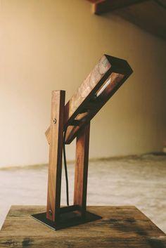 Plover Desklamp - Desk Lamp Wood Lamp