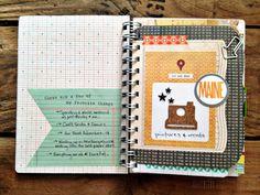 K and B Go to Maine Mini-Album | rukristin papercrafts