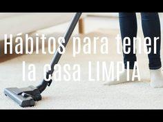 """Hay pequeños hábitos que incorporados a nuestra rutina pueden ayudarnos a mantener la casa limpia y ordenada. Si las aplicamos no sólo conseguiremos que nuestro hogar se suma en el """"caos"""", también estaremos contribuyendo a que la """"limpieza general"""" del mismo sea mucho más ligera y rápida. 1."""