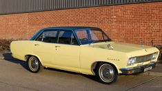 1965-1972 VAUXHALL Cresta PC/Viscount specifications | Classic and Performance Car