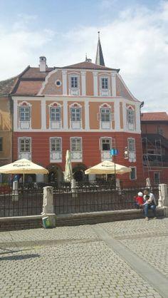 Sibiu, Romania by Briela Gabriella