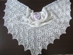 Ravelry: Project Gallery for Orchidée pattern by Corinne Ouillon