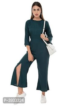 New Look Jumpsuit, Travel Clothes Women, Western Wear, Jumpsuits For Women, Playsuit, Fashion Prints, World Of Fashion, Lehenga, Stylish