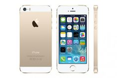 I would love to get this phone as either christmas gift or birthday gift. Or just a random gift! Gimme gimme gimme!!!!  Apple's iPhone 5S - Gold