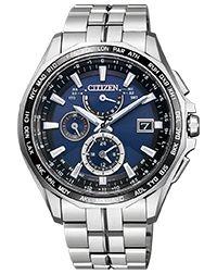 シチズン腕時計オフィシャルサイトです。ATTESA(アテッサ) AT9096-57E はこちらです。
