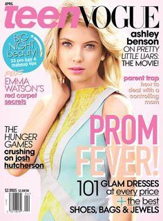 Ashley Benson April 2012