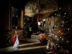 The Night Before Christmas... (by Bill Simone)