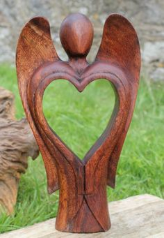 Fairtrade #Heart Angel For #ValentinesDay