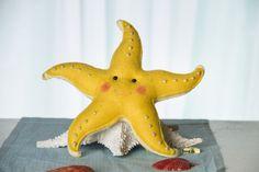 Estrela do mar criada pela Ana. Muito linda!