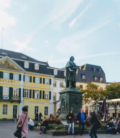 Beethoven Statue - Bonn, Germany