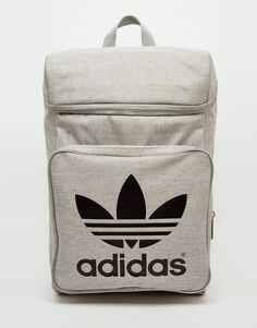 adidas Originals Backpack in Fall Melange AX5787 Outfits With Hats fb725fe1b400f