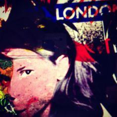 Fashion London illustration for Soraya Bakthiar section. My Big Geneva mag