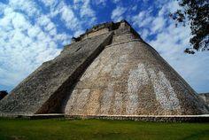Uxmal Yucatan mexico,
