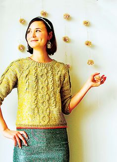Moria - Anna Wilkinson V sweet pattern
