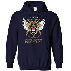I Speak INDONESIAN - #gifts #food gift. THE BEST => https://www.sunfrog.com/LifeStyle/I-Speak-INDONESIAN-hgmhovnruu-NavyBlue-13066194-Hoodie.html?68278