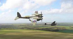 This is an old attempt to do a Mosquito scene. Hope you like it, Programs used and photoshop The de Havilland D. Sting of the Mosquito Navy Aircraft, Ww2 Aircraft, Military Aircraft, De Havilland Mosquito, Ww2 Planes, Royal Air Force, Aviation Art, Military Art, Illustrations Posters