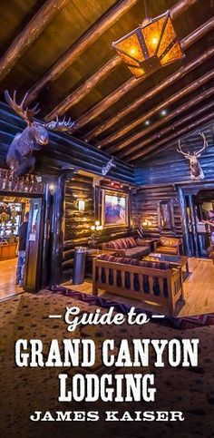 Guide to Grand Canyon lodging, including terrific hotels just outside Grand Canyon National Park. If a visit to the Grand Canyon is part of your Arizona travel plans, you'll appreciate this list.