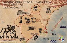 The Phoenicians In The Region Of Murcia, Spain