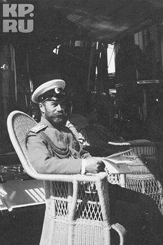 Tsar Nicholas ll of Russia.A♥W