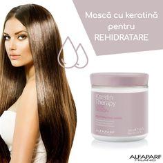 Alfaparf Lisse Design - Masca cu keratina pentru rehidratare 200 ml Keratin, Hair Care, Design, Smooth, Hair Care Tips, Hair Makeup, Hair Treatments
