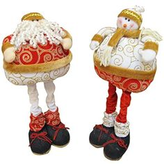 Bargain World Cute Snowman Santa Claus Father telescopic Christmas Xmas For Gift Decoration *** To view further for this item, visit the image link. Tree Stands, Seasonal Decor, Holiday Decor, Cute Snowman, Xmas, Christmas Ornaments, Decoration, Father, Santa