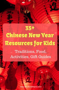 Asian culture and food and activities