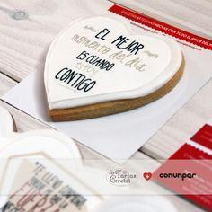 galletas de amor - Buscar con Google