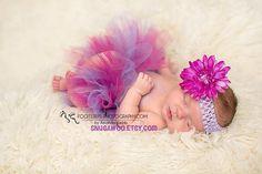 Newborn tutu baby tutu new baby girl baby girl photo by SnugAWoo, $32.00