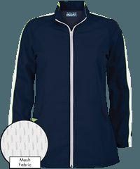 UA Butter-Soft Women's Athletic Scrub Jacket