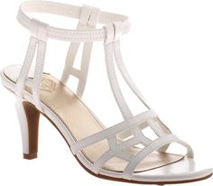 Madeline Merle Ankle Strap Sandal(Women's) -Bone Free Shipping Pay With Paypal Free Shipping Professional Buy Cheap Cost 100% Authentic j4HHz6N