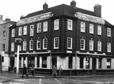 Dun Cow, 279 Old Kent Road.  A very popular pub in its day and used to have comedians like Jim Davison there on Sundays in the 1970's.....